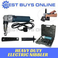 Electric Nibbler 4 Mm Heavy Duty Metal Sheet Cutter Stainless Steel 625w
