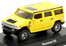 BoS 87451 Hummer H2 Geländewagen SUV gelb neutral PKW Modell 1:87 H0