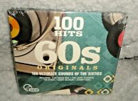 60s Originals - 100 Hits Of The 60s (CD, 5-Discs) NEW & SEALED