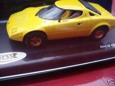 1:43 Model Lancia Stratos Yellow Vitesse