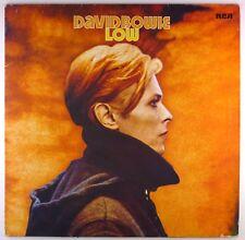 """12"""" LP - David Bowie - Low - F657 - deutsche pressung - cleaned"""