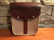 Bracken Creek Heavy Duty Fabric & Leather Small Game Bag lined with plastic NEW