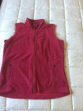 Rohan Ladies Microrib Stowaway Vest Size Small - Excellent Condition