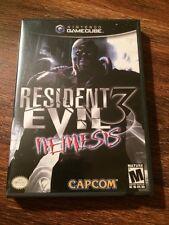Resident Evil 3: Nemesis (Nintendo GameCube, 2003) Tested Working!!