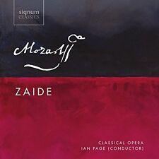 Classical Opera - Mozart Zaide [CD]
