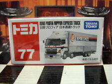 TOMICA #77 HINO PROFIA NIPPON EXPRESS TRUCK SCALE NEW IN BOX