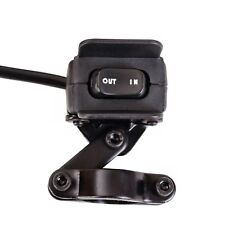 VENOM Universal ATV/UTV Winch Handlebar Mount Mini Thumbswitch Rocker