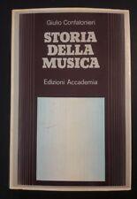STORIA DELLA MUSICA - ACCADEMIA