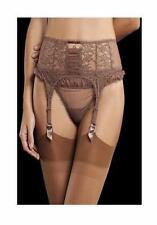La Perla Blow Up S Suspender Garter Belt Cocoa New $254