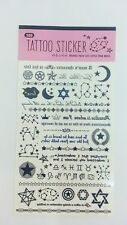 Easy and Stylish Tattoo sticker beautiful image design Star-04