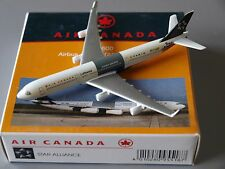 Air Canada Airbus A340 Star Alliance Schabak Diecast Model 1:600 Scale - New