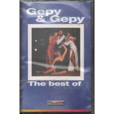 Gepy & Gepy ‎MC7 The Best Of / Orizzonte - RCA ‎Sigillata 0743211775045