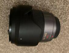 Panasonic Lumix 14-140mm 1:4-5.8 ASPH 62 Mega OIS Compact System Zoom Lens