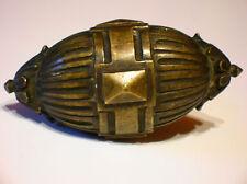 poignee porte bronze fenetre serrure art deco chateau maison maitre