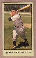 Yogi Berra '55 New York Yankees, American League MVP Tobacco Road series #32