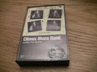 Climax Blues Band- Lucky For Some Cassette
