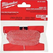 100Ft Bold Replacement Line High-Strength Braided Chalk 1.5MM 48-22-3989 New