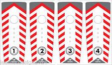 DJi Mavic Battery Ident Decal Sticker