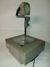 3M 1700 Overhead Projector Model #1706 - Tested & Works Great!