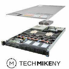 Dell PowerEdge R630 Server 2x E5-2680v3 2.50Ghz 24-Core 192GB 8x 900GB H730