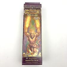 Angelfire Booster Pack D&D Miniatures New D&D Miniatures 2005 Rare