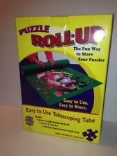 "PUZZLE ROLL UP BY MASTER PIECES 36""X30"" FOR PUZZLES UP TO 1000 PIECES"