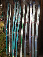 Fischer Touring XC Skis, 195cm waxable WAX RULES!  new  [Support Lore!]