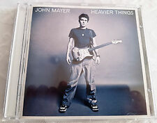 CD JOHN MAYER - HEAVIER THINGS CD