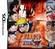 Naruto Ninja 3 - DS NTSC-J - Import Japan Nintendo DS - Neuf