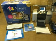 L@@K EPSON PICTUREMATE PERSONAL PHOTO LAB PRINTER DELUXE VIEWER EDITION
