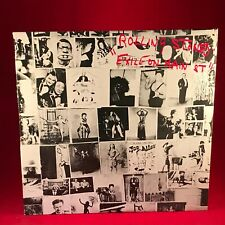 ROLLING STONES Exile On Main St 1987 UK Double Vinyl LP EXCELLENT CONDITION