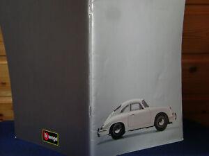 Burago / Bburago   Katalog  A4   1990