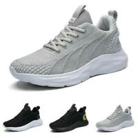 Mens Fashion Sneakers Shoes Outdoor Running Sports Gym Trainer Jogging Casual D
