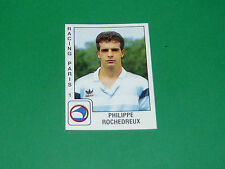 PANINI FOOTBALL FOOT 90 N°275 PHILIPPE ROCHEDREUX RACING PARIS 1 1989-1990