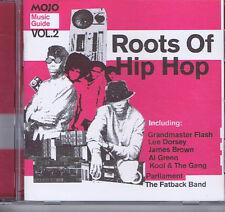 GRANDMASTER FLASH / LEE DORSEY / JB'sRoots of Hip HopMojo compilationCD2003