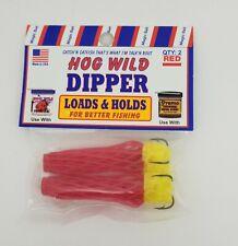 9 Total 3//3pks Treble Spring Hook Size 6 Magic Bait Co Catfish Dough Bait
