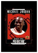 1995-96 Upper Deck Predictor #R4 Michael Jordan