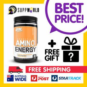 Optimum Nutrition ON Amino Energy | Essential Amino Acid Blend BCAA Supplement