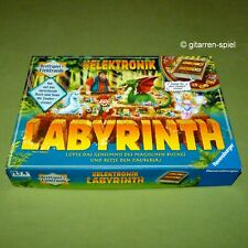 Das Elektronik Labyrinth - Ravensburger ©2011 Brettspiel + Elektronik Rar 1A Top