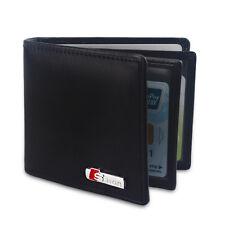 Car Licence Bag Leather Wallet Case For Audi Sline A1 A3 A4 A7 Q3 Q5 Q7 S5 RS5