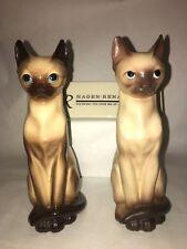 Hagen Renaker Formal DW Siamese Cats Ching Li