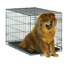 New World Crates B42 42 inch Folding Metal Dog Crate