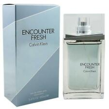 Calvin Klein Encounter Fresh EDT 100 ml./ 3.4 oz. Spray for Men. USA. New in Box