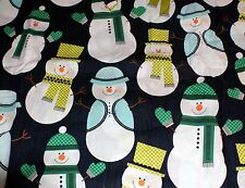 NEW Scrubs ~* Christmas Print Scrub Top *~ 6XL ~*  Snowman