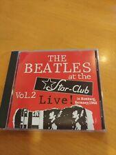 The Beatles – Live! At The Star Club, Hamburg, Germany 1962 (Volume 2) CD