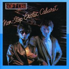 Soft Cell Non-Stop Erotic Cabaret CD+Bonus Tracks NEW SEALED Tainted Love/Torch+