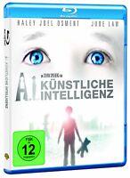 A.I. Künstliche Intelligenz [Blu-ray/NEU/OVP] Steven Spielberg