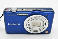 Panasonic DMC-SZ1 16.1MP Lumix Digital Camera w Charger Blue