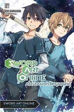 Sword Art Online 9 (Light Novel): Alicization Beginning (Paperback or Softback)