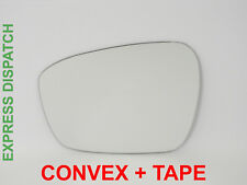 Wing Door Mirror Glass For FORD EXPEDITION 2007-2011 Convex Left side #D059
